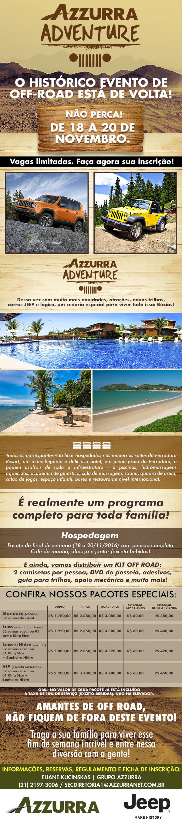 AZZURRA ADVENTURE - RIO DE JANEIRO - 18/20 NOVEMBRO Mmkt_azzurra_adventure_2016_ok